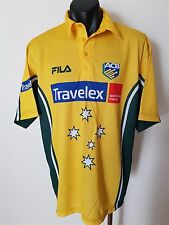 Fila ACB Cricket Australia Jersey Shirt Men's Size Extra Large XL BNWT