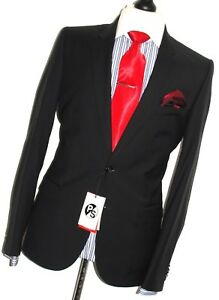 BNWT MENS PAUL SMITH LONDON TAILOR-MADE NEW EDITION THE PS SLIM FIT SUIT42R W36
