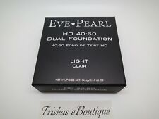 Eve Pearl HD 40:60 Dual Foundation in Color LIGHT 14.5 oz Brand New in Box