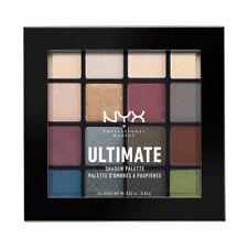 NYX Ultimate Shadow Palette Eyeshadow (somkey& highlight)