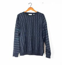 Pronto-Uomo Dark Grey Sweater Sz. Large
