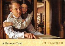 Outlander Season 2 (2017) BASE Trading Card #15 / A TORTUROUS TRUTH