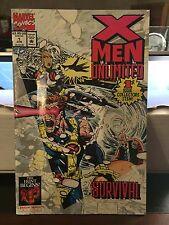 1993 X-Men Unlimited Series #1 Comic Book
