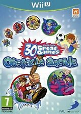 Family Party 30 Great Games Obstacle Arcade Nintendo WII U Video Game UK Release