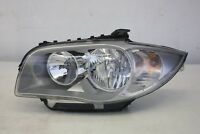 GENUINE BMW 1 SERIES E87 LEFT SIDE HEADLIGHT 2004 TO 2007 P/N: 6924487