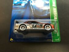 Nissan Skyline  2007 Hot Wheels SUPER TREASURE HUNT with Rubber Tires + Case