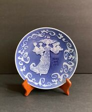 Royal Copenhagen 1972 Mother's Day Plate