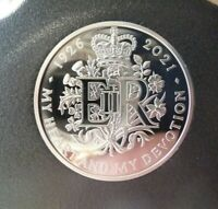 2021 Royal Mint Queen Elizabeth II 95th Birthday £5 Five Pound PROOF Coin - New