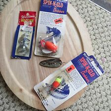 New listing Rooster Tail fishing lure and others (lot#7113)