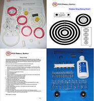 1990 Bally/Midway Radical! Pinball Tune-up Kit