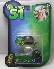 Movie 'Planet 51' Vehicle : 'Military Truck' by Jazwares 2009