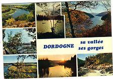 24 - cpsm - DORDOGNE - Sa vallée - Ses gorges