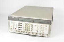 Hp Agilent Keysight 8780a Vector Signal Generator 10mhz 3ghz