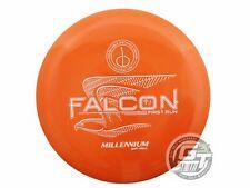New Millennium Standard Falcon 175g Orange White Stamp Distance Driver Golf Disc