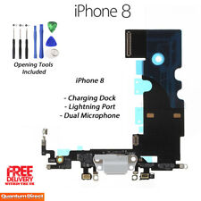 NEW iPhone 8 Lightning Port/Charging Dock / Dual Microphone Replacement wtools