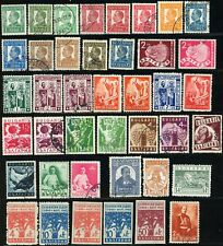 Bulgaria Postage Stamp Collection Europe Mint Nh Used