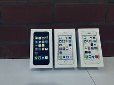 iPhone 5S Box Only 16gb Silver With Accessories