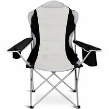 Fishing Camping Chair Seat Cup Holder Beach Picnic Outdoor Portable Folding Bag