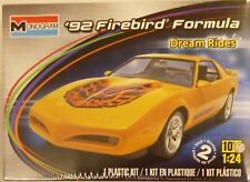 Monogram 1/24 1992 Firebird Formula Dream Ride Model Kit 4012
