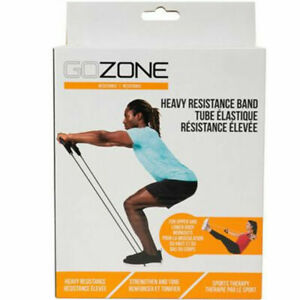 Heavy Resistance Bands - Sport Fitness & Gym Training From GoZone