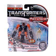 Hasbro TRANSFORMERS 29619 Mechtech Human Alliance Thunderhead/Tungsten