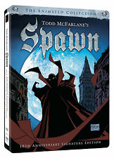 Todd McFarlane's Spawn The (Comp) Animated Series DVD Region 1 HBO Steelbook NEW