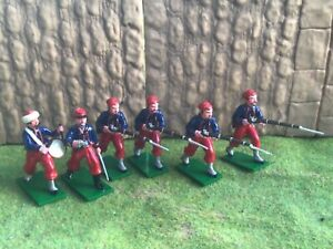 Trophy of Wales Louisiana Pelican Zuoaves  ACW31 boxed officer drummer infantry