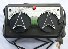 Lionel sW transformer 130 watts has whistle & direction checked and works well