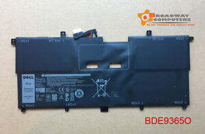 Original NNF1C HMPFH Battery For Dell XPS 13 9365 D1605TS D1805TS