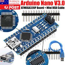 NEW Arduino Nano V3.0 ATmega328 Arduino Compatible CH340 5V Melbourne