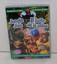 DVD: ADVENTURES OF ZOBEY JUNGLE JIVE & EL BAILE DE LA SELVA INTERACTIVE