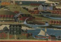 Heronim Hometown Jigsaw Puzzle Port City