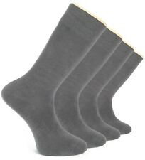 MEN Dress Crew COTTON Socks, LARGE,Business, Casual, Pack , 4 Pair