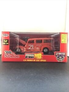 1940 Ford Woodie | Racing Champions Stock Rods Citgo 1:24 Scale Nascar Issue #64
