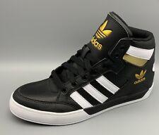 Adidas Hard Court Hi Black/White Gold/Metallic FV5327 (B grade)