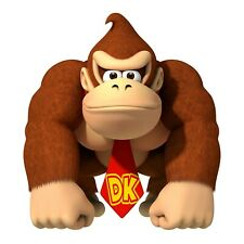 Donkey Kong 80s Retro Video Game Character Iron On T-Shirt Transfer A5