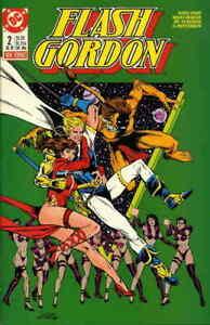 Flash Gordon (DC) #2 VF; DC   we combine shipping