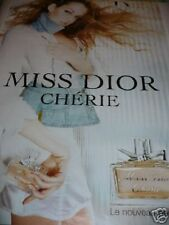 "AFFICHE POSTER GEANT  MISS DIOR "" R. Keough ""  2005    180x120   TBE  NON  PLIEE"