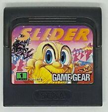 Slider Sega Game Gear Cart Only