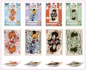 NEW Card Captor Sakura Cerberus Spinel Syaoran Tomoyo Mini Tray Official Japan