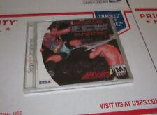ECW: Hardcore Revolution (Sega Dreamcast, 2000) Brand NEW FACTORY SEALED *READ*