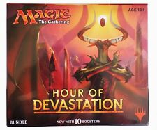 Hour of devastation Fat Pack bundle inglés Magic the Gathering mtg TCG
