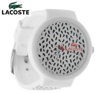 New LACOSTE Goa Watch - Silicone Strap Quartz Watch - Unisex - 100% Genuine