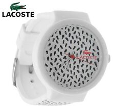 New LACOSTE Goa Watch - Silicone Strap Quartz Watch - Unisex - 100% Genuine