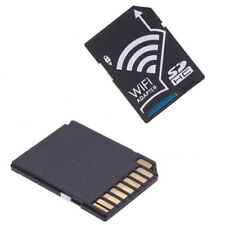 Zs- WIFI Adapter Wireless Memory Card TF to SD SDHC SDXC Card Kit for iPhone And