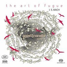 Art of Fugue [New SACD]