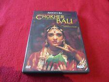 "DVD ""CHOKHER BALI"" Aishwarya RAI / film Bollywood"