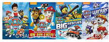 PAW Patrol Nickelodeon Nick Jr Series (31 Episodes) NEW 4 MOVIE DVD Collection