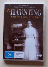 Haunting, A - Spirits From The Past - DVD Region ALL Brand New Free post