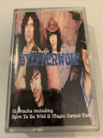 Steppenwolf The Very Best of Cassette Music Collection International Ltd. 1996